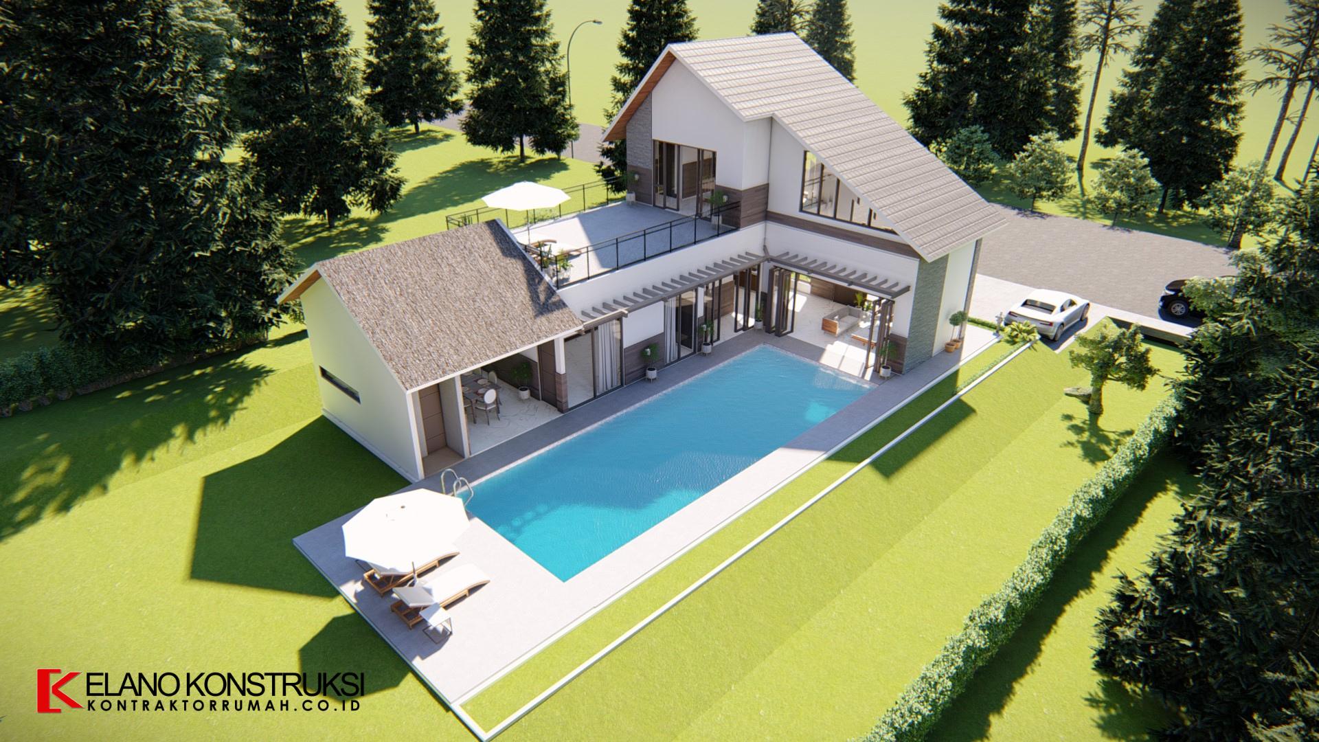 jasa arsitek desain villa mewah bogor 4