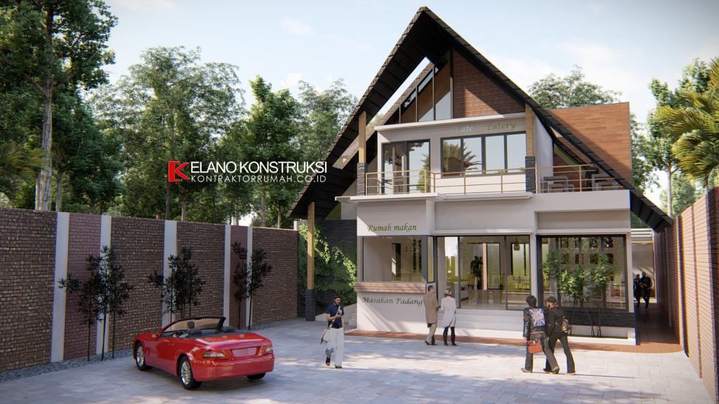 Jasa Desain Rumah di Sukawangi
