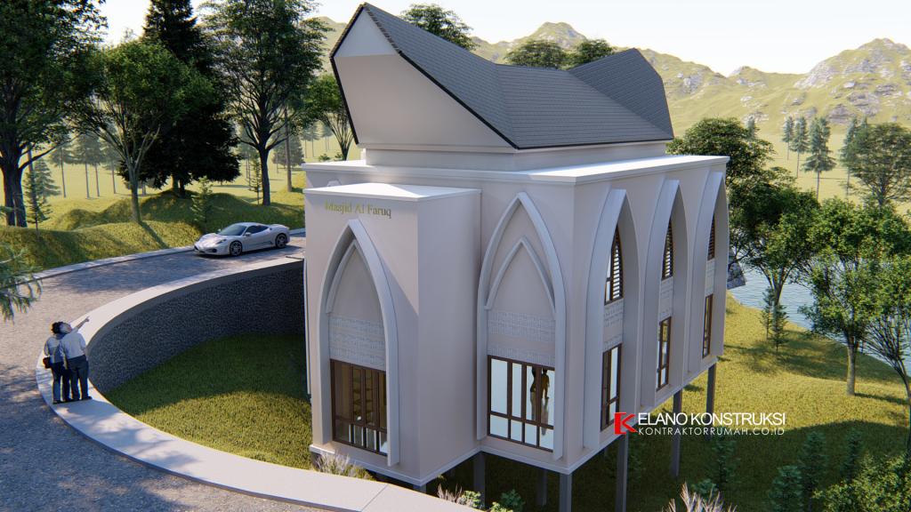 Desain Rumah di Ciampea