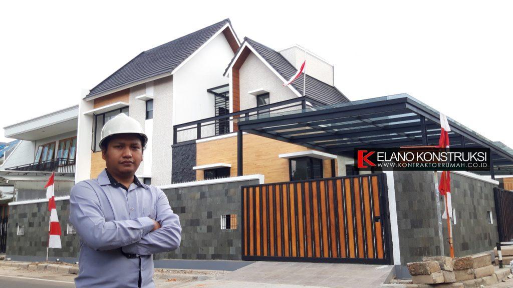 Desain Rumah di Bantar Gebang