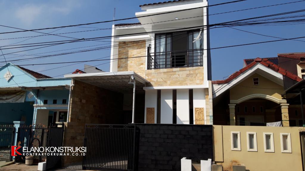 Desain Rumah di Karangtengah