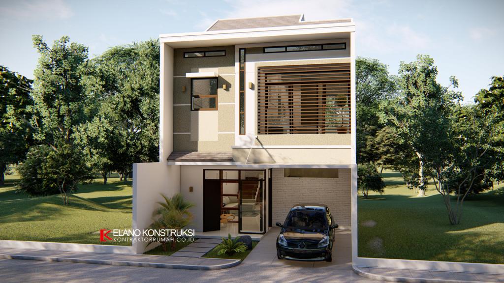 Jasa Desain Rumah di Tamansari