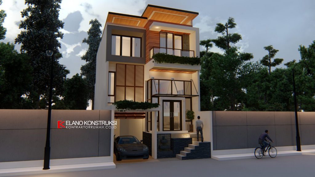 Jasa Desain Rumah di Bogor Barat