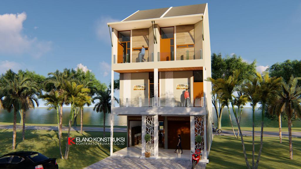 Desain Rumah di Cengkareng