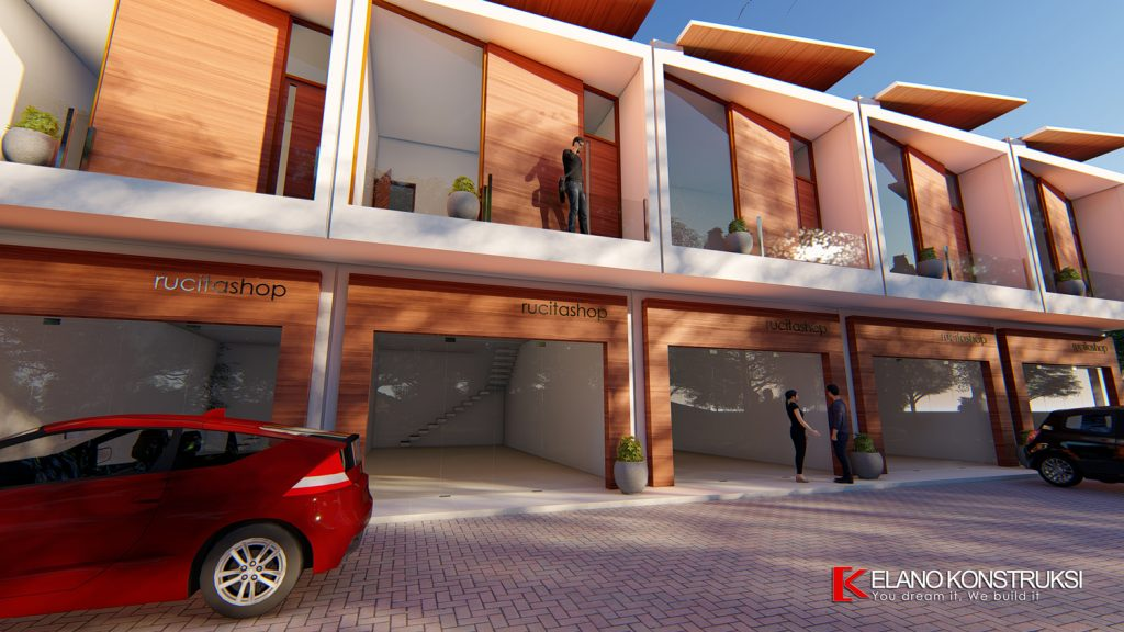 Desain Rumah di Neglasari
