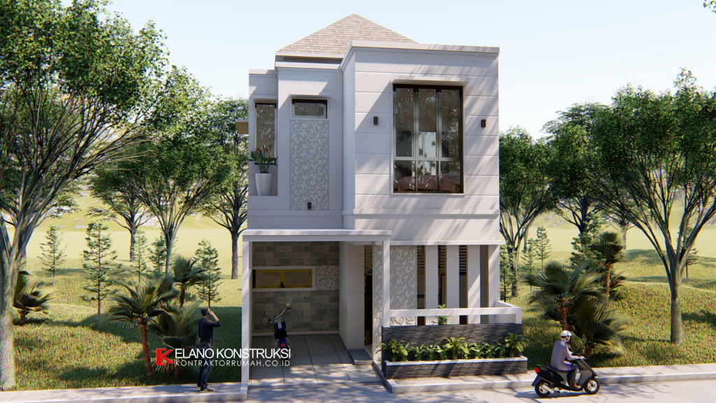 Arsitek Rumah di Mustika Jaya