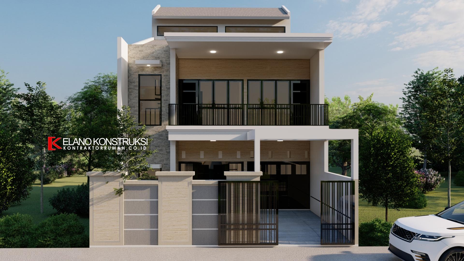 jasa desain rumah bekasi
