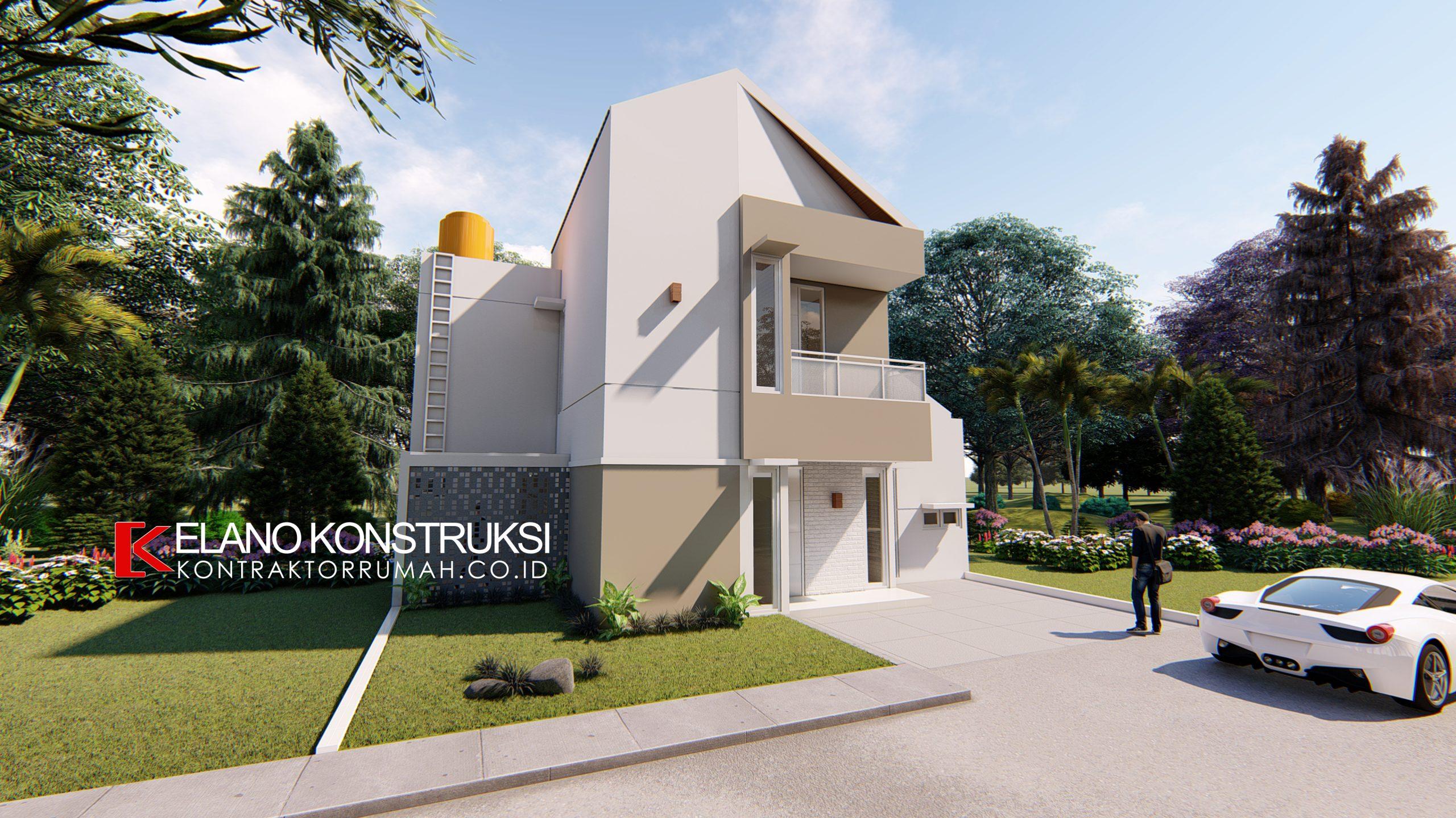 jasa desain rumah tangerang