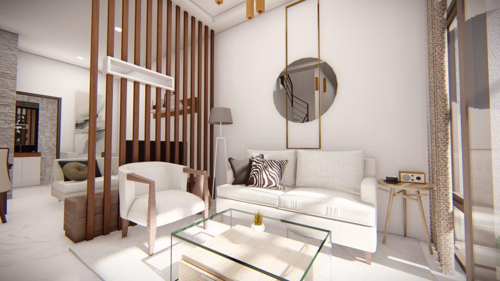 Jasa Desain Interior Modern