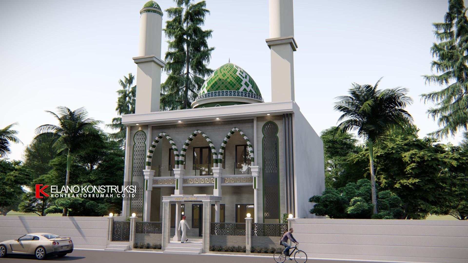 jasa arsitek masjid jakarta