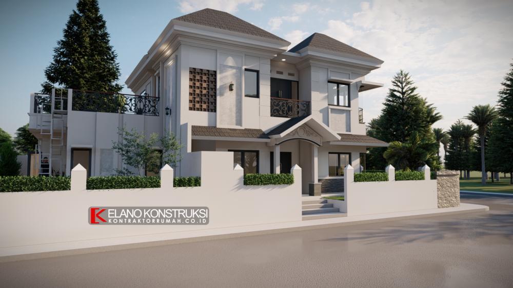 Jasa Arsitek Desain Rumah Depok 1