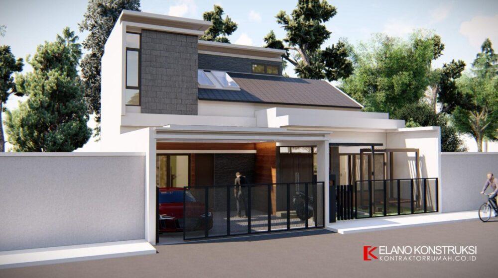 Jasa Arsitek Desain Rumah Tangerang