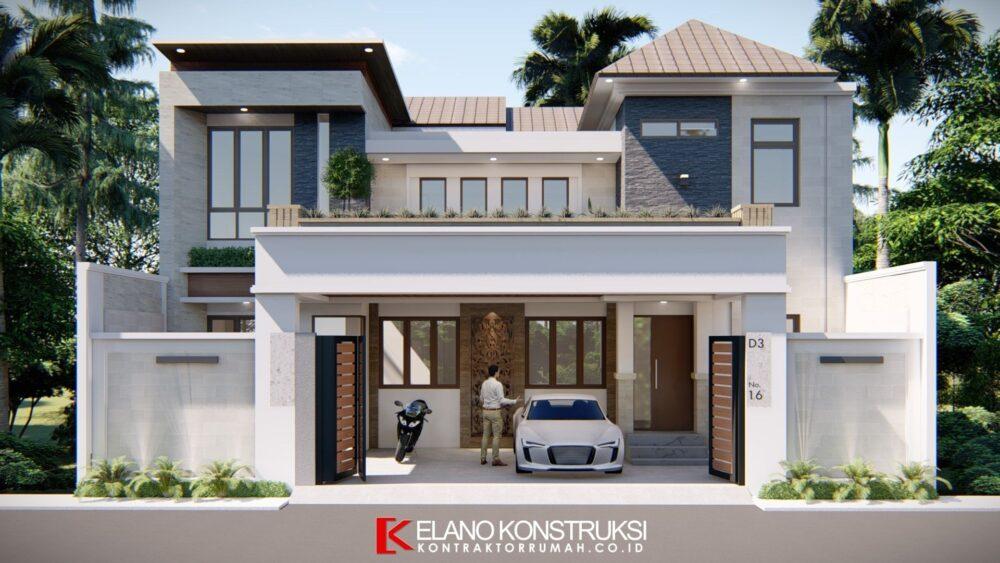 Jasa Arsitek Desain Rumah Bekasi 1