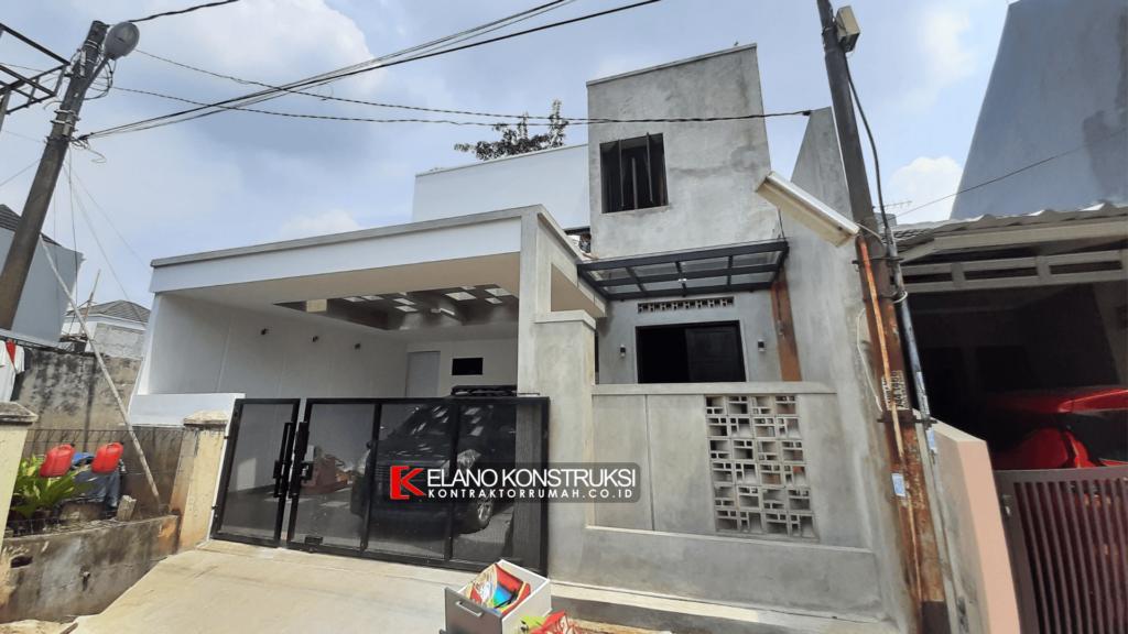 Renovasi Rumah Beton Kropos