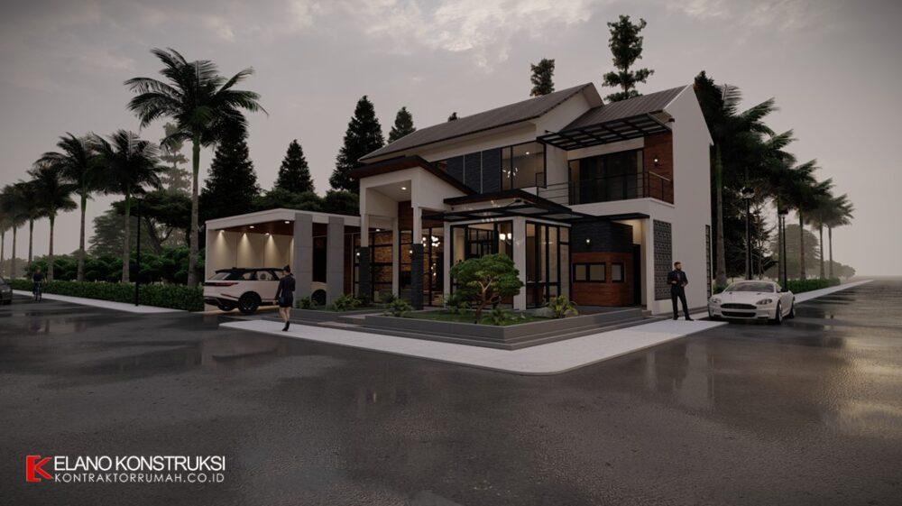 Jasa Arsitek Desain Rumah Jakarta