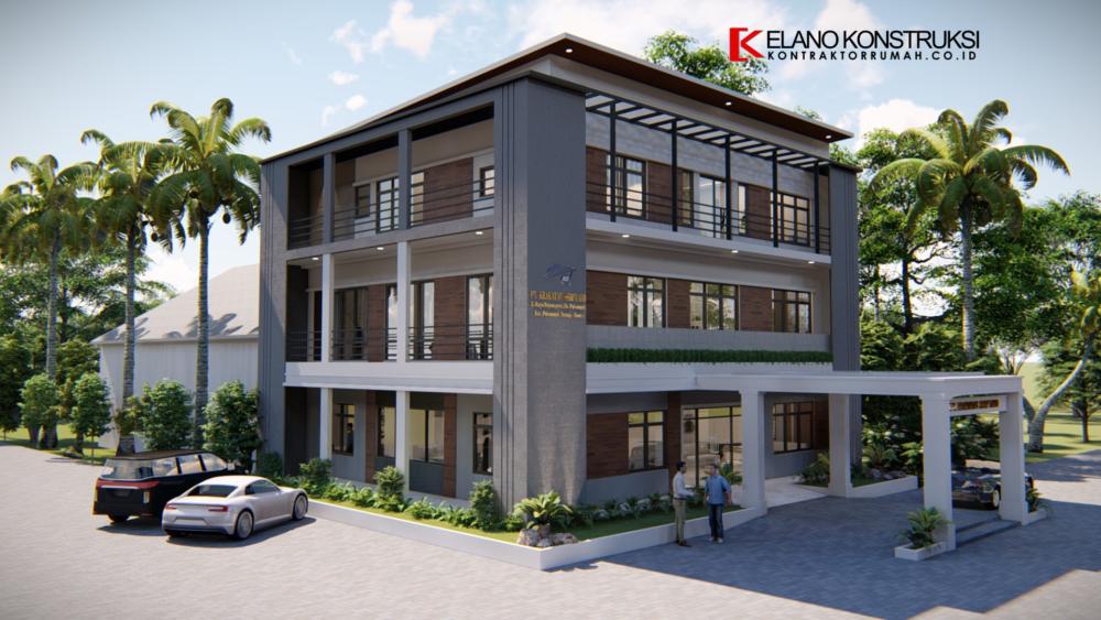 Jasa Arsitek Desain Kantor Banten