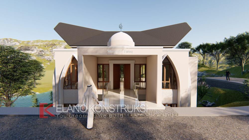 Jasa Arsitek Desain Masjid Jakarta