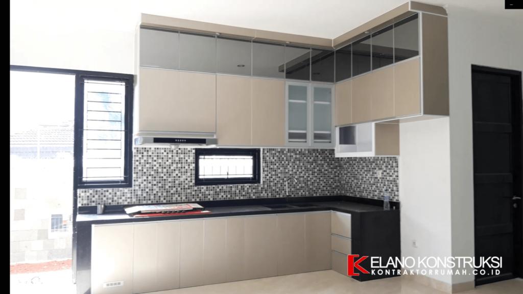 Interior Dapur Rumah