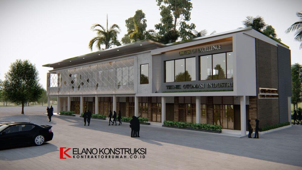 Jasa Arsitek Desain Sekolah Bekasi