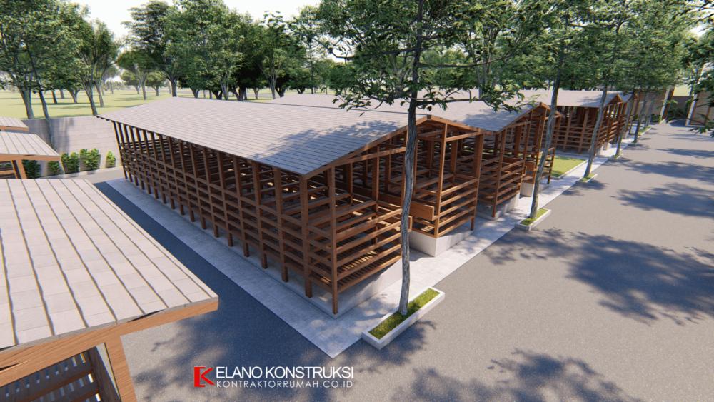 Jasa Arsitek Desain Fasilitas Umum Banten