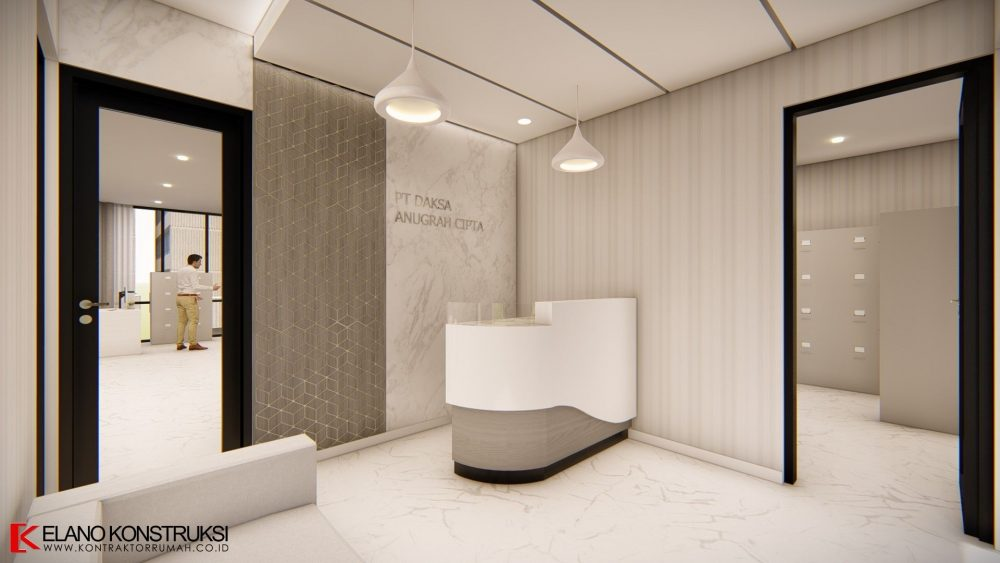 Jasa Arsitek Desain kantor Jakarta