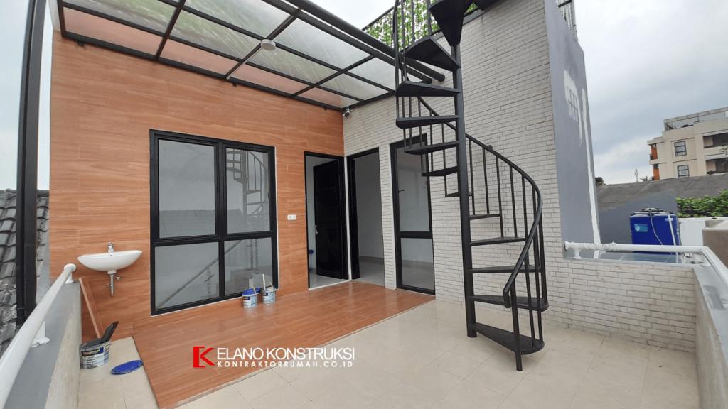 Renovasi Penambahan Ruang